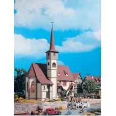 VOLLMER  43769 H0 Village church Ditzingen