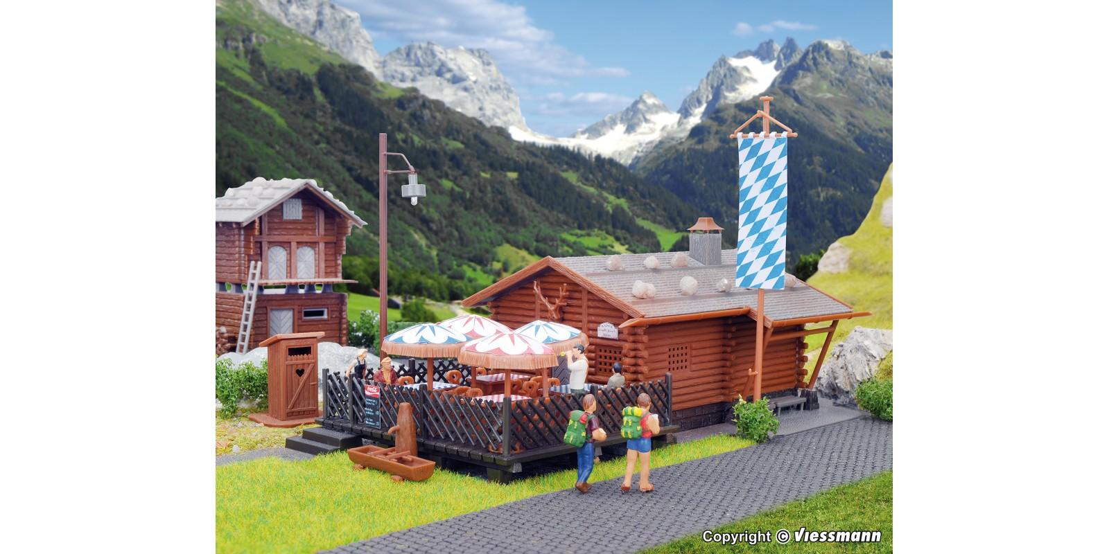 VO43796 H0 Kaiser-Franz-Josef-mountain cottage