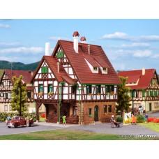 VO47730 N Half-timbered house